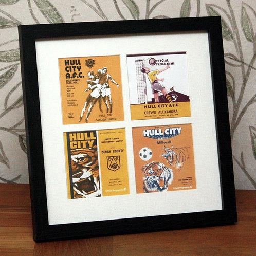 Hull City Framed Print