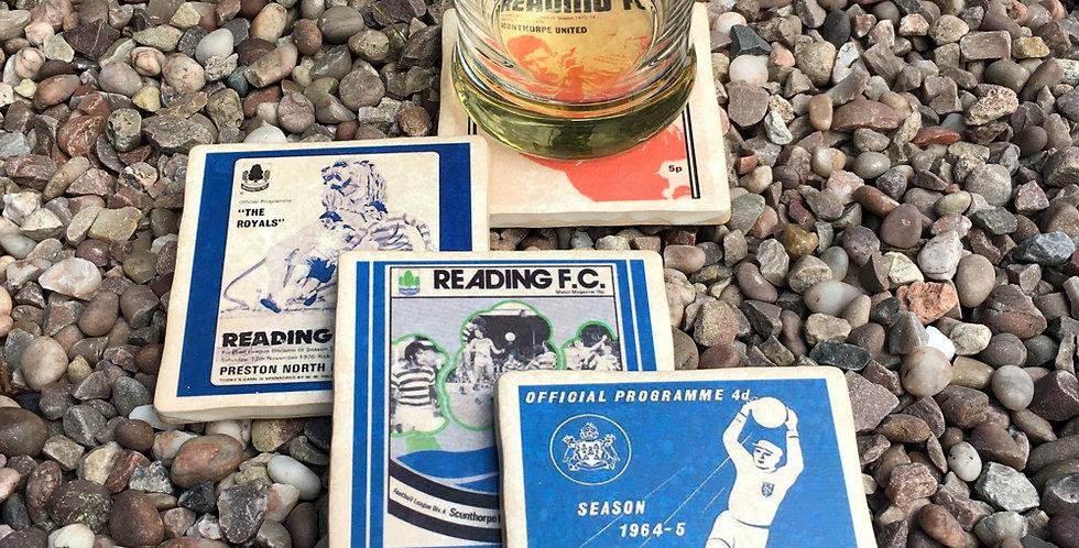Reading Football Coasters