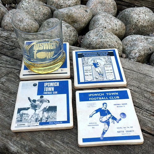 Ipswich Town Football Coasters