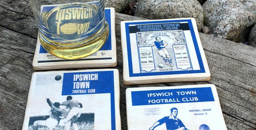 Ipswich Town Football Coasters