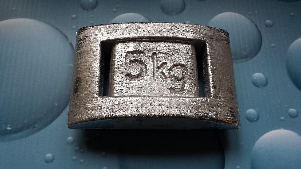 Plomb de Hanche 11 lb  (5 kg)