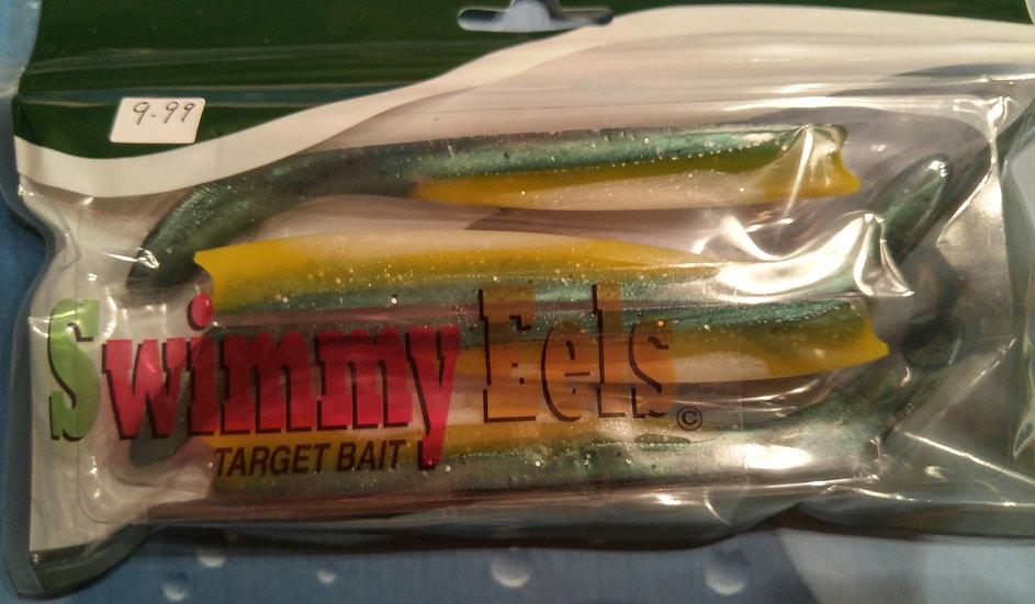Swimmy Eels 5 1/2 (Mackerel)