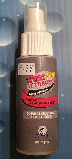 Spray huile Attractor