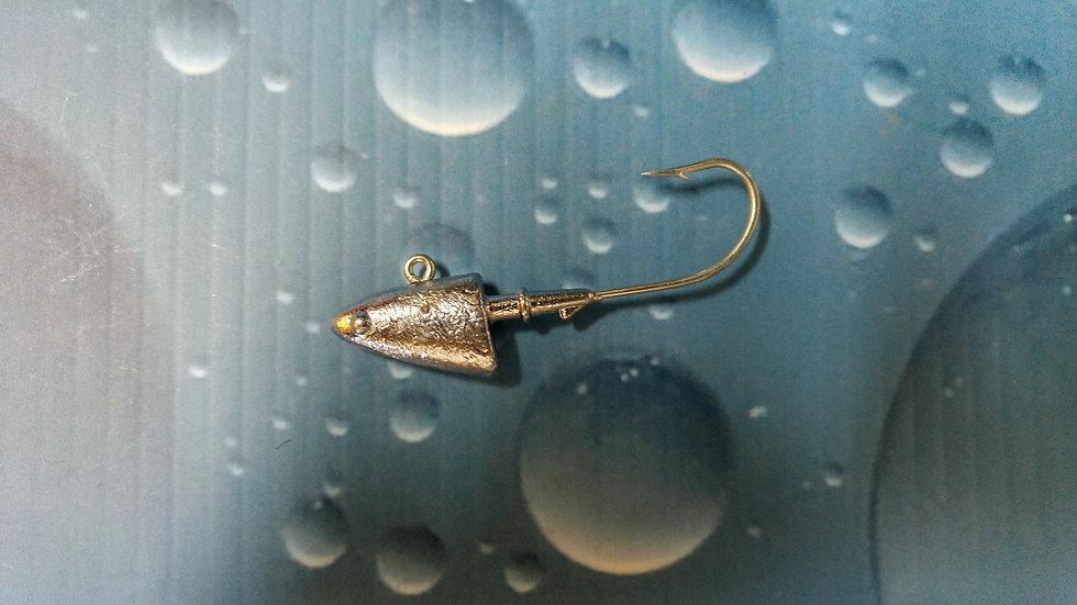 Shad Jig 1 oz Swim fish-Eels-Shad