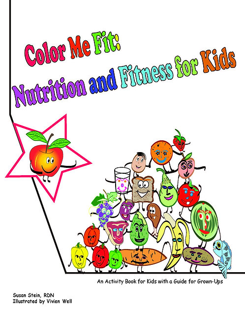 Color Me Fit: Nutrition and Fitness for Kids