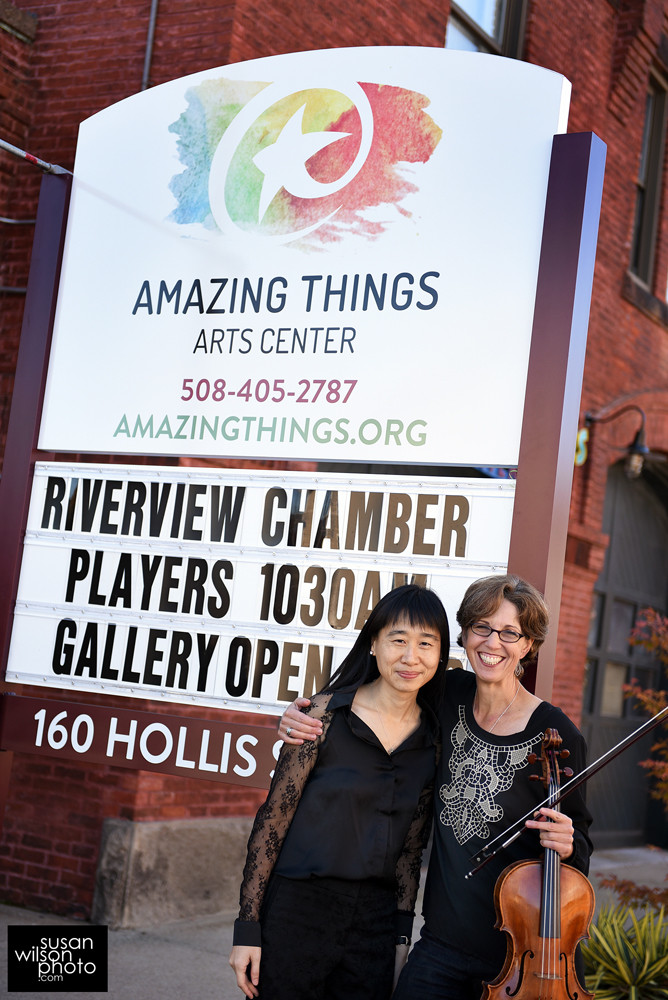 Riverview Chamber Players performing at The Amazing Arts Center