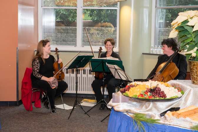 RCP Delights Guests with Music at Mass General Hospital