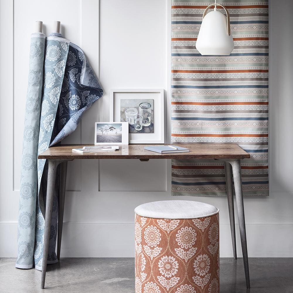 Clarke & Clarke fabrics, Orlando Interior Design