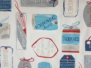 Norfolk inspired fabrics