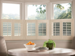 Conservatory shutters to reduce the heat