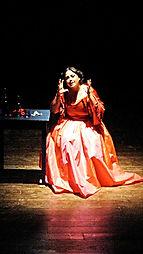La donna dal fiore in bocca, teatro di onisio, pirandello