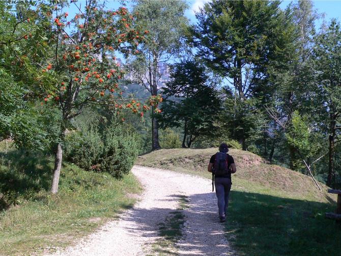 Scopri l'Anello Piccole Dolomiti