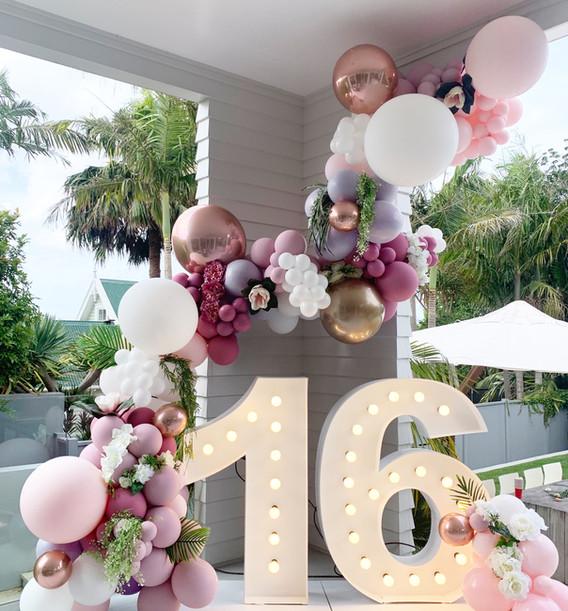 Sweet16balloons