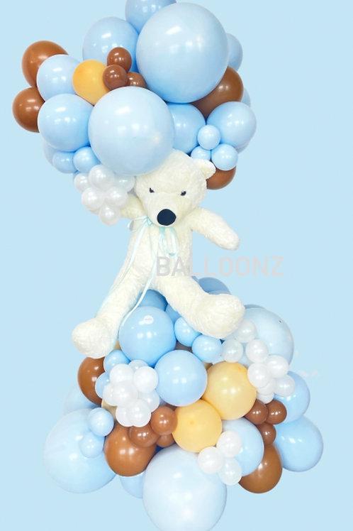Balloon teddy