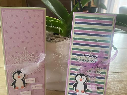 """Mini album """"Place aux pingouins """""""