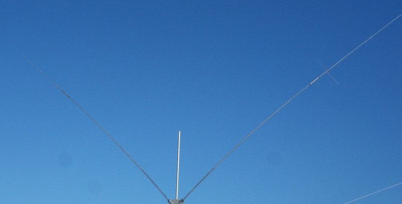 PRO.SIS.TEL PST-24 TV (dipolo a V bibanda trappolato 20/40m)