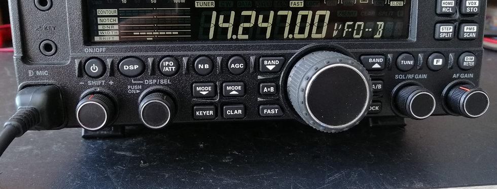 YAESU FT 450D - RTX HF/50mhz 100W -con accordatore