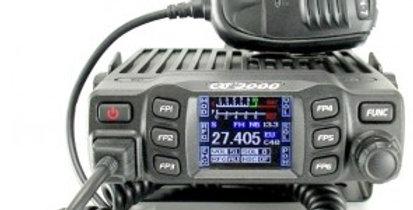CB CRT 2000 omologato Multistandard