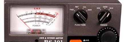 NISSEI RS 101 - Rosmetro Wattmetro 30/300/3000w 0/60mhz