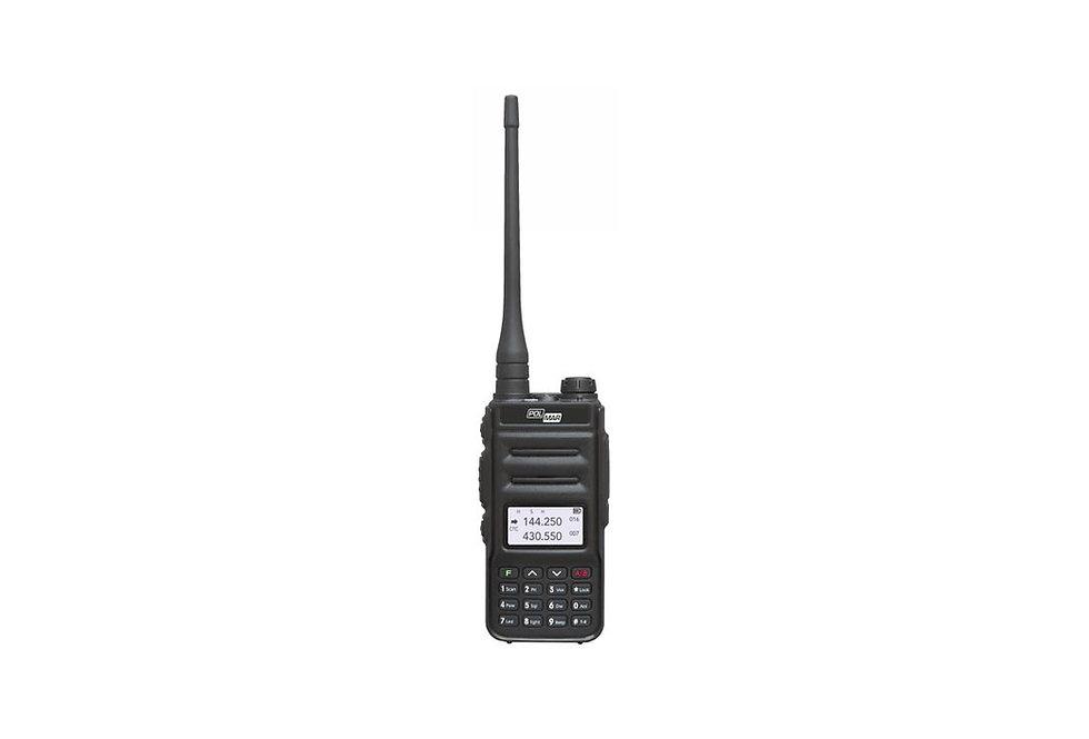 POLMAR DB-5 MK II - RICETRASMETTITORE vhf/uhf -FM 5W