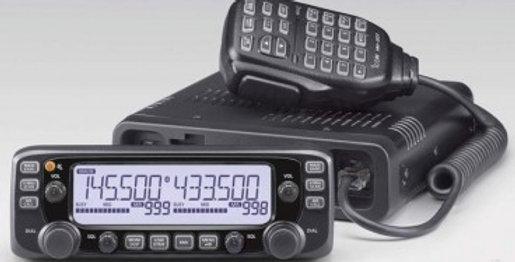 ICOM IC 2730e (VHF/UHF analogico 50W - doppio ascolto)