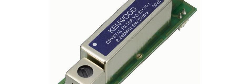 KENWOOD YG-82CN-1 filtro CW da 270Hz