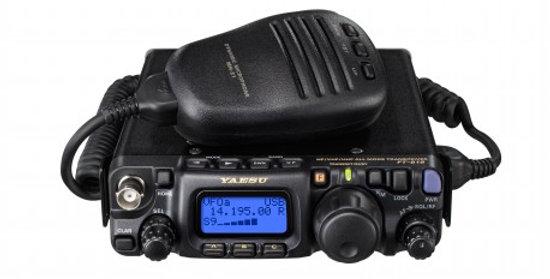 YAESU FT 818ND -RTX QRP 5W / HF.50.144.430. ALL MODE