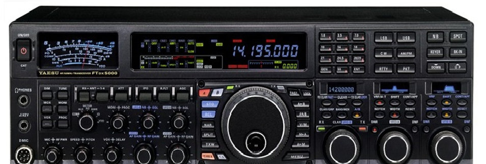 YAESU FT 5000 MP LIMITED-200W