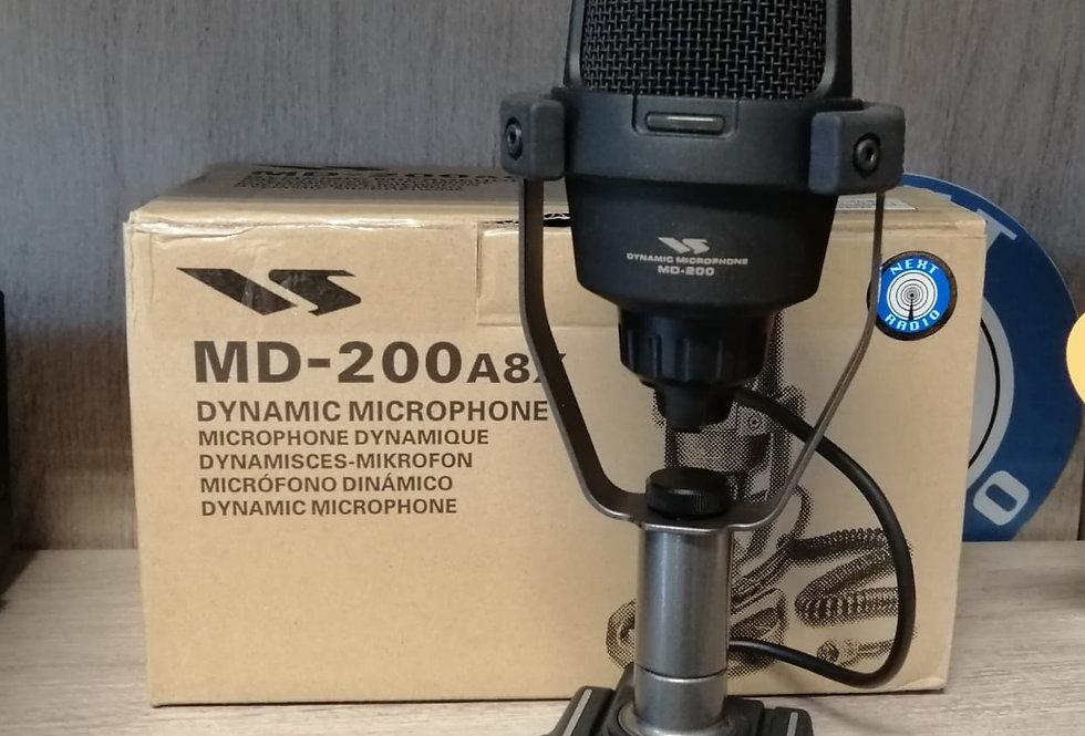YAESU MD-200 A8X