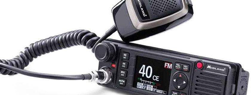 MIDLAND 88 - CB Omologato 40ch AM/FM (espandibile export)
