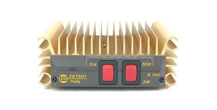 ZG B-150 - lineare 26-30mhz - 100w-am/fm --200w ssb-pep
