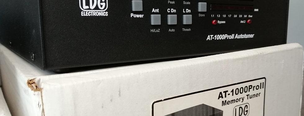 LDG AT 1000 PRO II - accordatore automatico 1000w