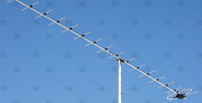 WY-70-18 YAGI 18 EL. 800W - 432MHZ by DK7ZB -