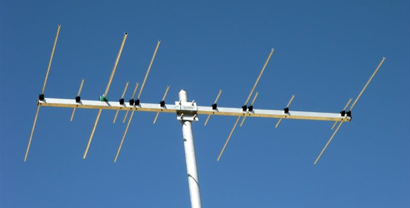 EAntenna Dualband Yagi 144/432 MHZ, 5+8el