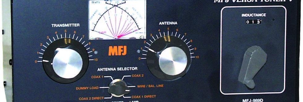 MFJ-989D ACCORDATORE MANUALE 1.5KW, 1.8-30 MHZ