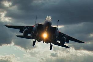 F15 at RAF Lakenheath