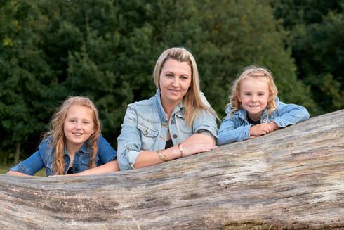 Outdoor family portrait Norwich,Norfolk