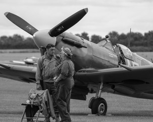 Duxford flying legends