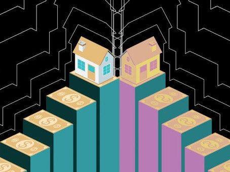 US home prices jump at record rate