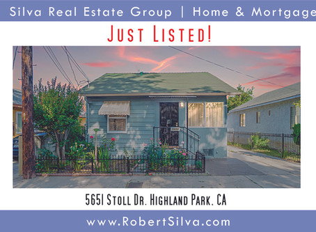 Just Listed! 5651 Stoll Dr in Highland Park, CA