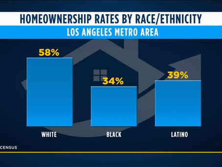 Black families own homes at a lower rate than white families in SoCal. Here's why that matters
