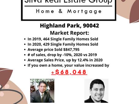 Highland Park Market Report