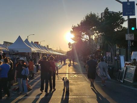 El Mercado York Village Arts & Crafts Fair