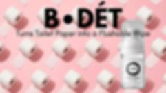 bdet the latest wet wipe alternative
