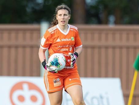 14 spelare och 2 målvakter klara. Matilda Nurmi kommer till Åland United
