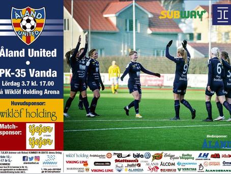 Het lördag på kommande på Wiklöf Holding Arena