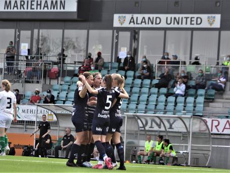 6 mål, krånglande kontaktlinser och 3 hemmapoäng på Wiklöf Holding Arena