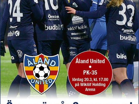 På lördag smäller det på Wiklöf Holding Arena