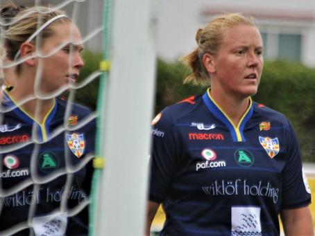 Anna Westerlund stannar i Åland United