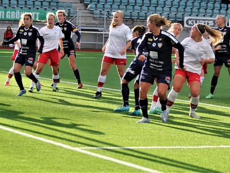 3-2 i het drabbning på Wiklöf Holding Arena